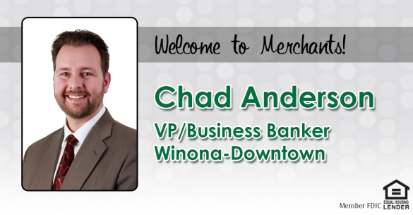 Chad Anderson, Business Banker