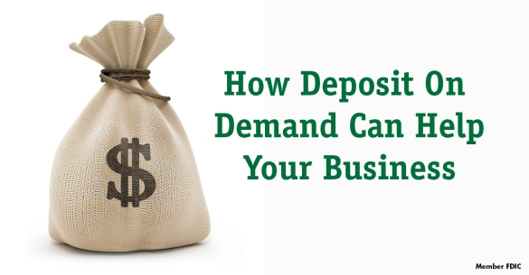 Deposit on Demand