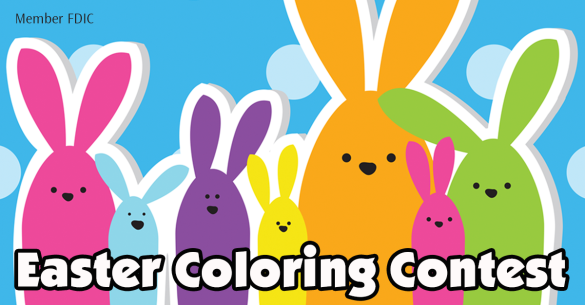 EasterColoringContest