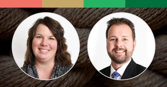 Jen Welch and Chad Anderson, 10 Days of Giving Co-Chairs