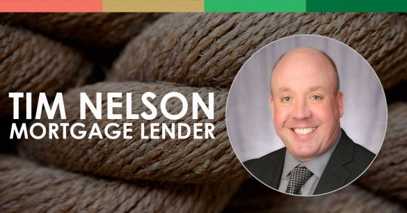 Tim Nelson, Mortgage Lender