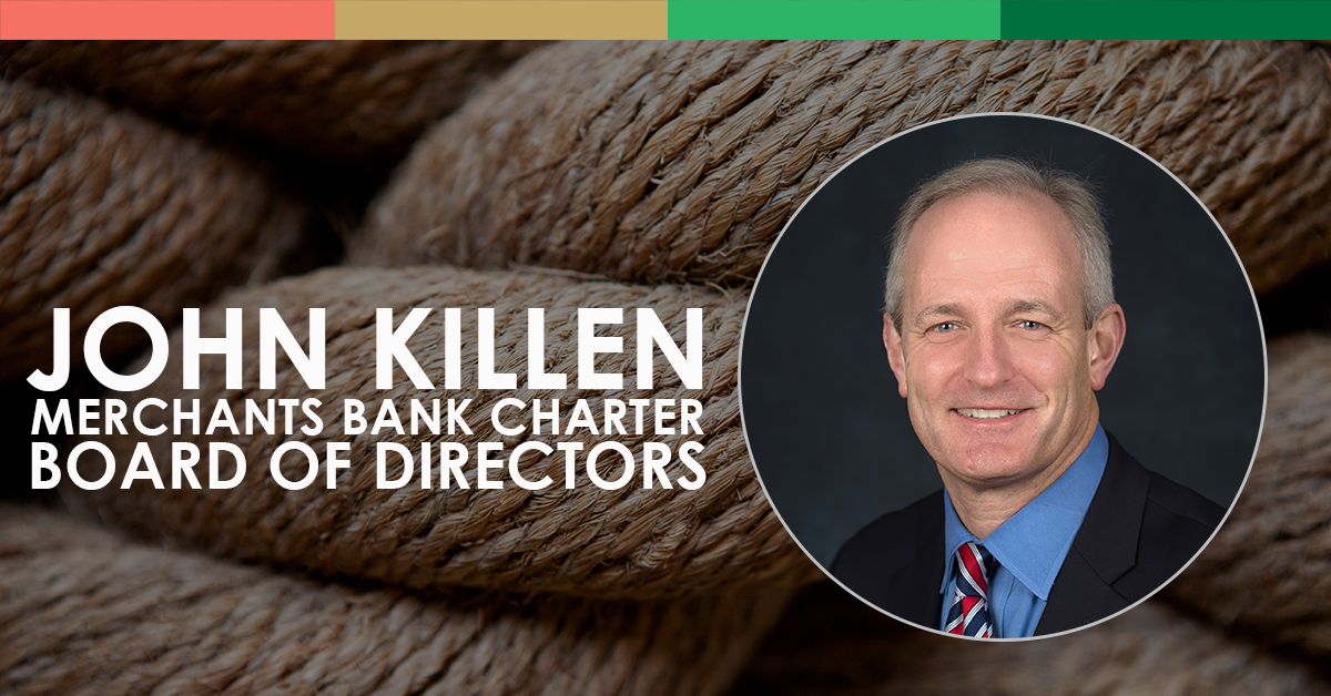 John Killen, Board of Directors