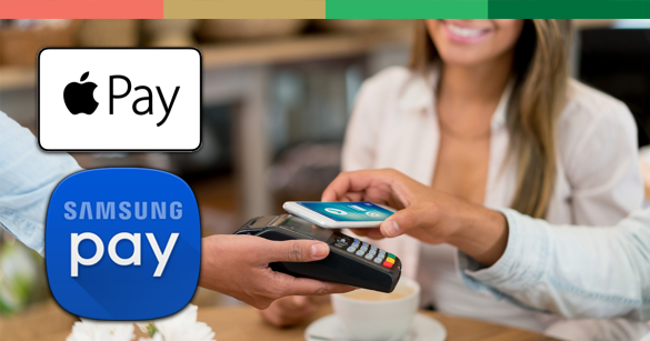 New: Mobile Payments for Merchants Bank Credit Cards