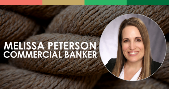 Melissa Peterson, Commercial Banker