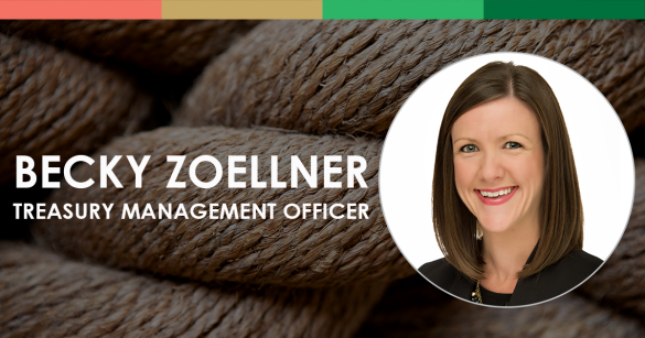 Becky Zoellner - Treasury Management Officer