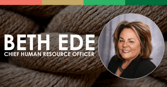 Beth Ede, Chief Human Resource Officer