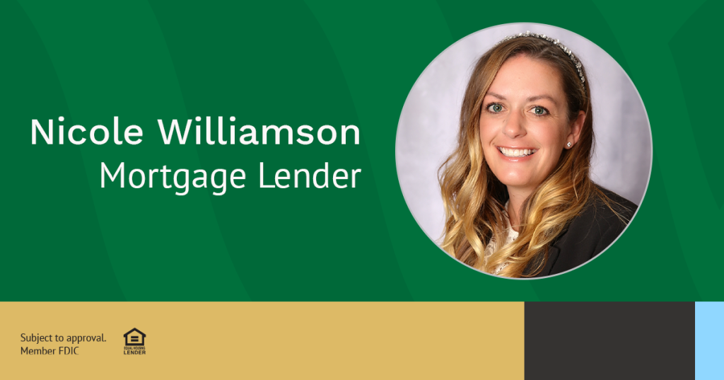 Nicole Williamson, Mortgage Lender