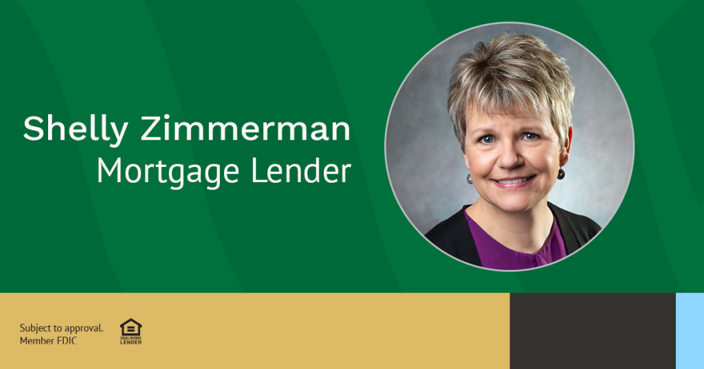 Shelly Zimmerman, Mortgage Lender
